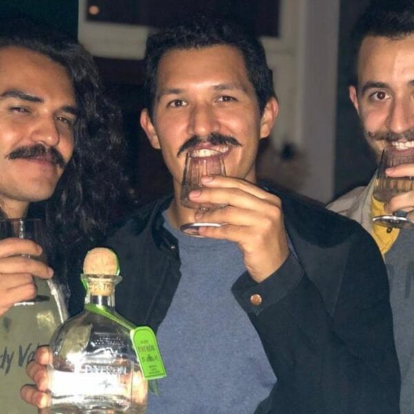 Anejo and Friends and Tequila